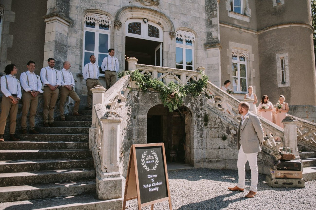 weddings escape to the chateau