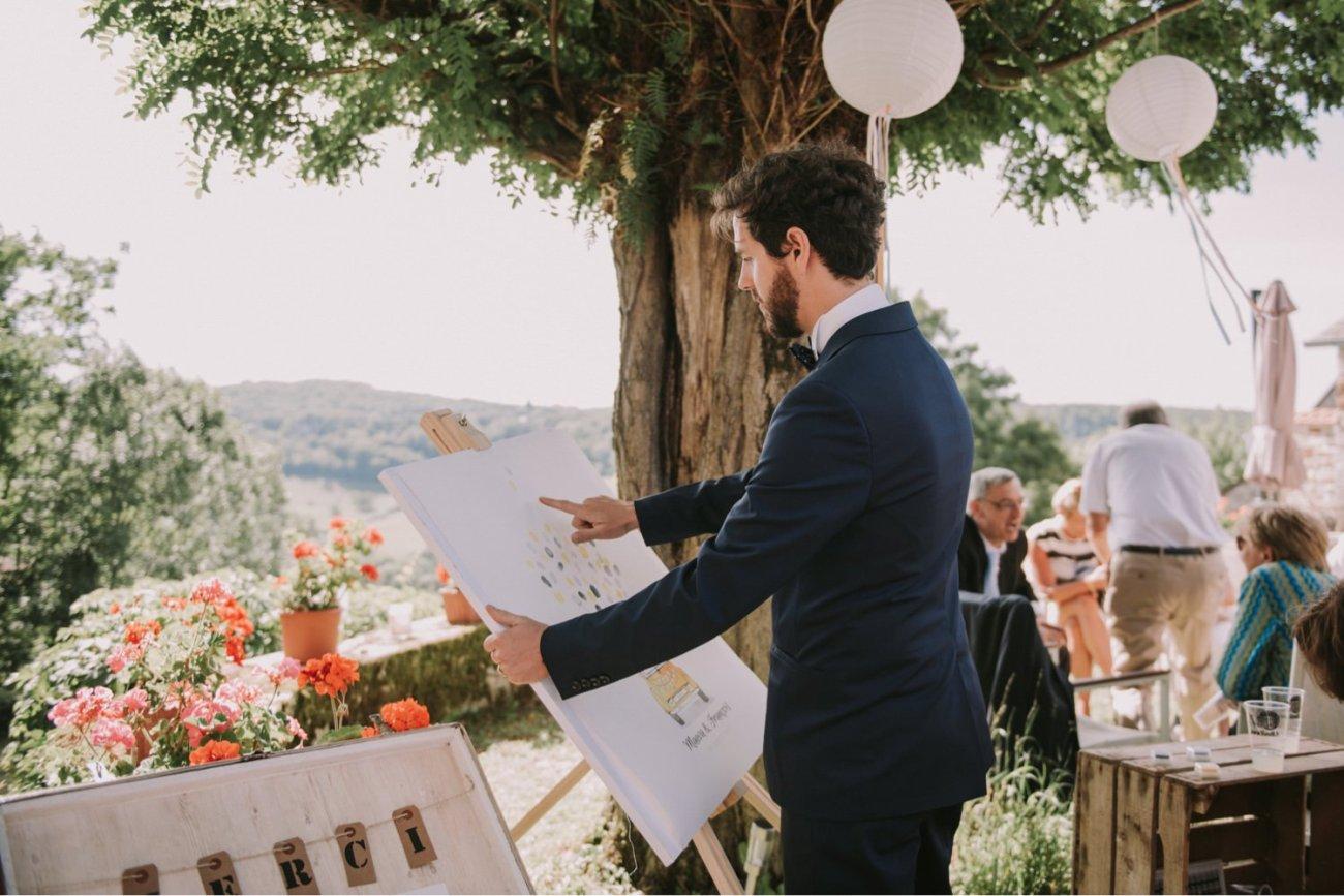 ideas originales para bodas dedo sello