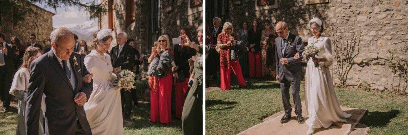 boda en anciles, huesca