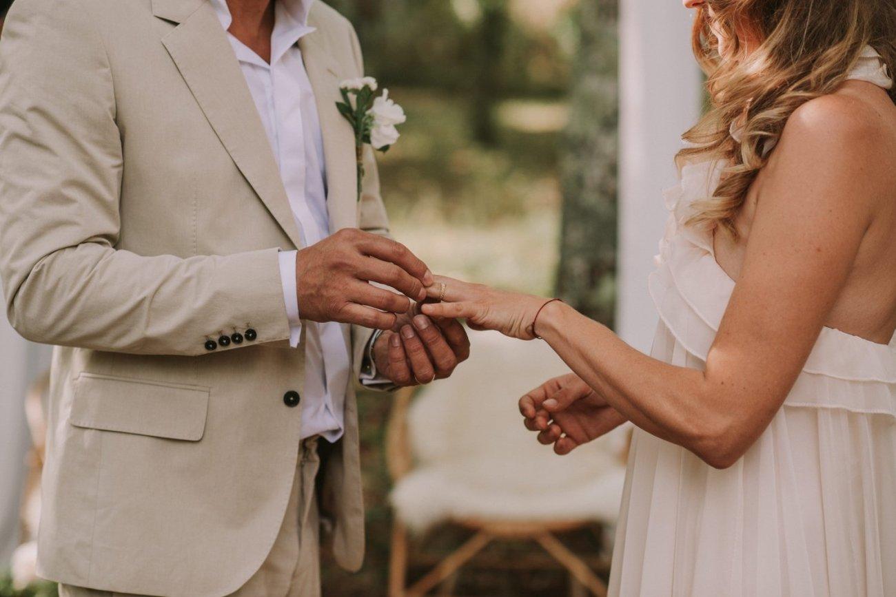 rituales anillos boda