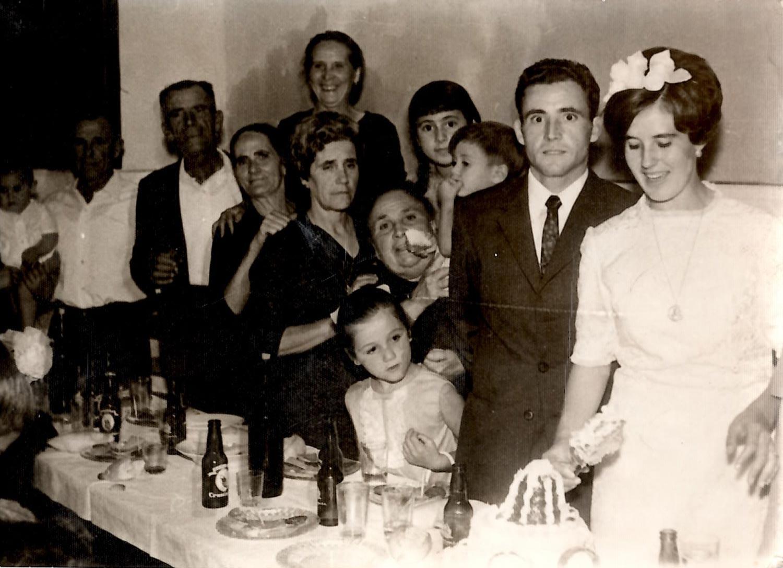 boda antigua vintage