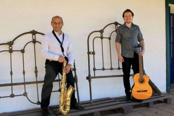 El jueves se presentará el dúo Trovamerica,
