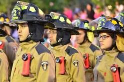 4 bomberos