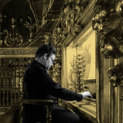 Jorge GARCÍA organista
