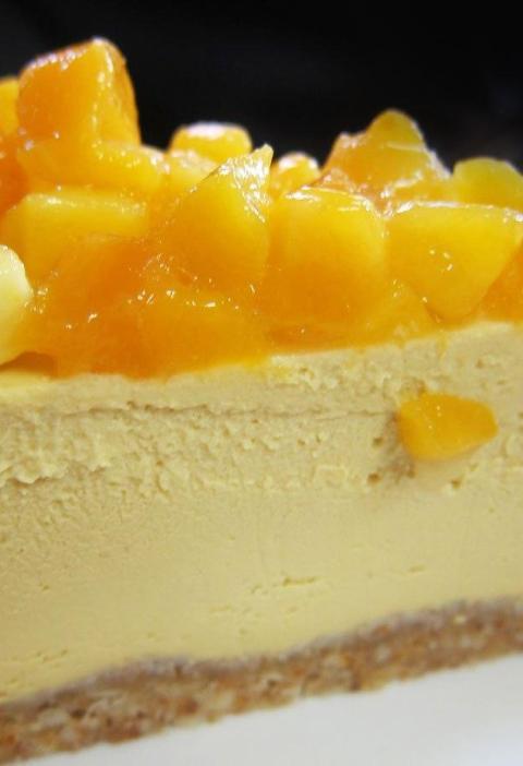 Cheesecake de Mango