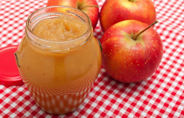 Mermelada de Manzana y Canela Hecha en Casa