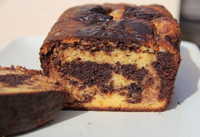 Pastel de Naranja Chocolate