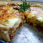 Pizza Omelet Receta
