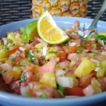 Avena con Papaya y Coco Receta