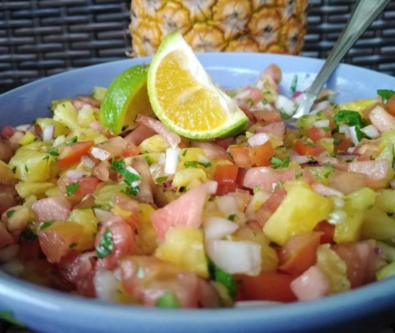 Salsa de Ananas