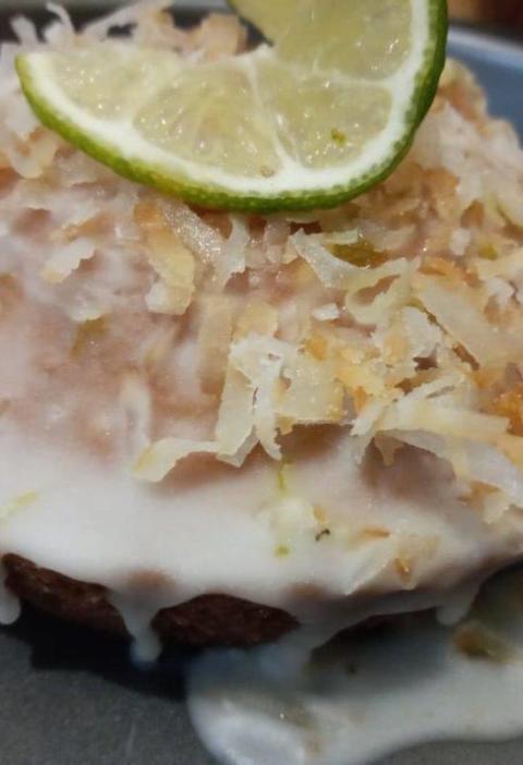 Tartas de Coco y Lima