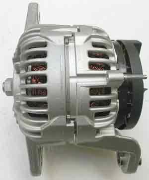0 124 655 079 Bosch Alternator 24volt 120amp