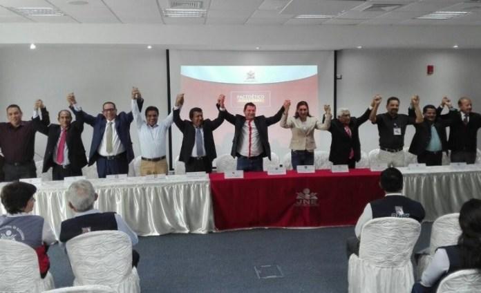Candidatos Gobernadores Piura Jne