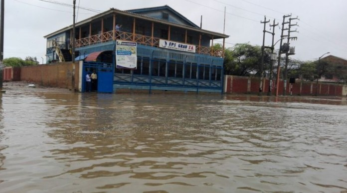 EPS Grau Talara Inundado