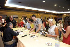 José Antonio Ortega presenta su libro 'El Reino de las Sirenas'