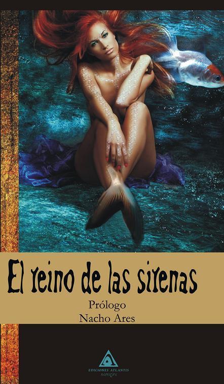 Portada de la primera edición de El Reino de las Sirenas