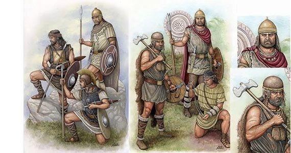 guerreros iberos