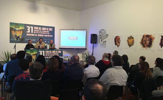 Presentación de EL SECRETO DE LOS BALBO en Cádiz