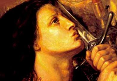 Juana de Arco:¿Cuál fue su crimen?