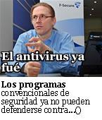 EL ANTIVIRUS YA FUE