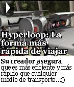 HYPERLOOP:LA FORMA MAS RAPIDA DE VIAJAR