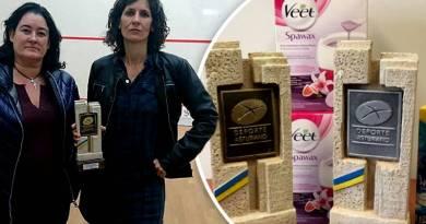 Vibradores y cosméticos a las ganadoras de Squash