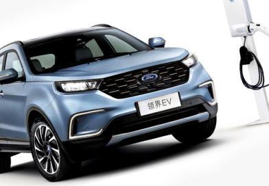 Primer Ford chino se lanza en 2019