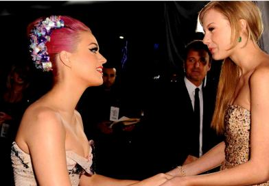 Katy y Taylor, sellaron su amistad con un video