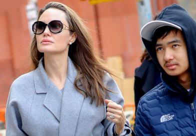 Maddox Pitt-Jolie sigue enemistado con su padre