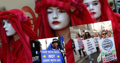 Semana de la Moda de Londres bajo protesta