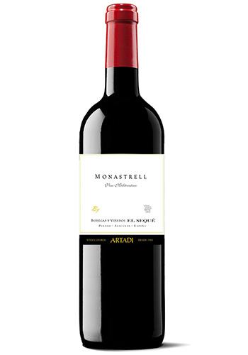 MONASTRELL BY EL SEQUÉ 2015