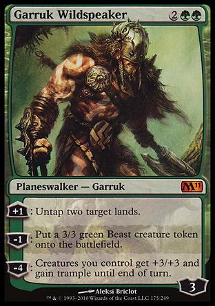 GARRUK PORTADOR SALVAJE / GARRUK WILDSPEAKER (M11)
