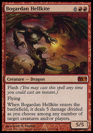 ENGENDRO DE BOGARDAN / BOGARDAN HELLKITE (M10)