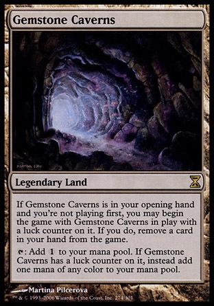 CAVERNAS DE GEMAS / GEMSTONE CAVERNS (ESPIRAL TIEMPO)