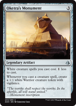 MONUMENTO A OKETRA / OKETRA'S MONUMENT (AMONKHET)