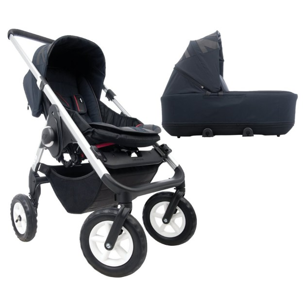 mini stroller easywalker black jack