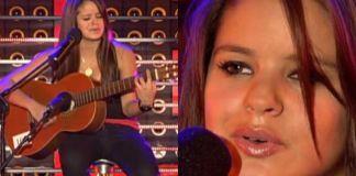 Rosalía en 'Tú sí que vales'. / TELECINCO