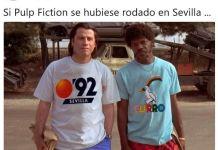 Si Pulp Fiction se hubiese rodado en Sevilla ...