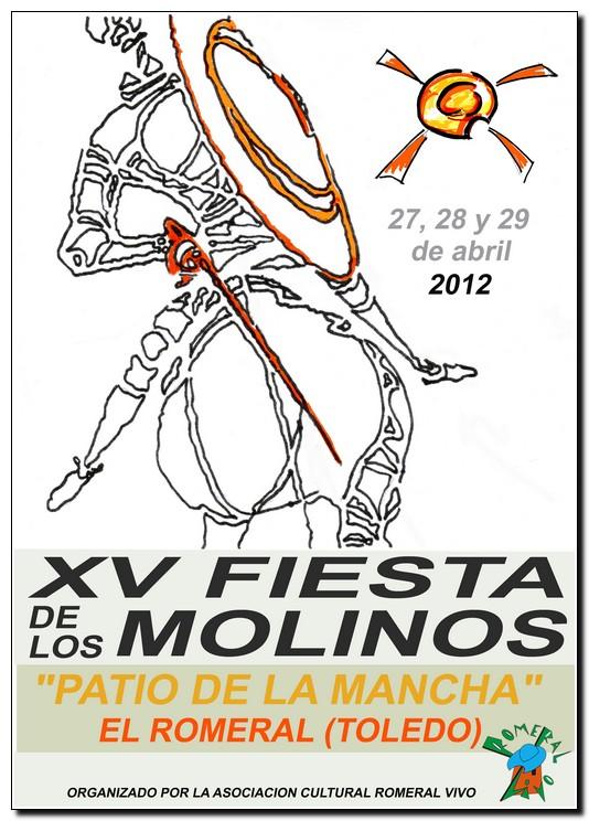 FIESTA DE LOS MOLINOS 2012