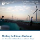 Meeting the climate challenge