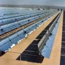 Solar energy in deserts