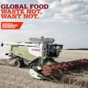 Global food, waste not want not