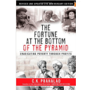Fortune at the bottom of the pyramid Book cover