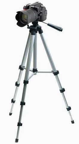 Taller de Fotografía Digital: Trípode y disparador