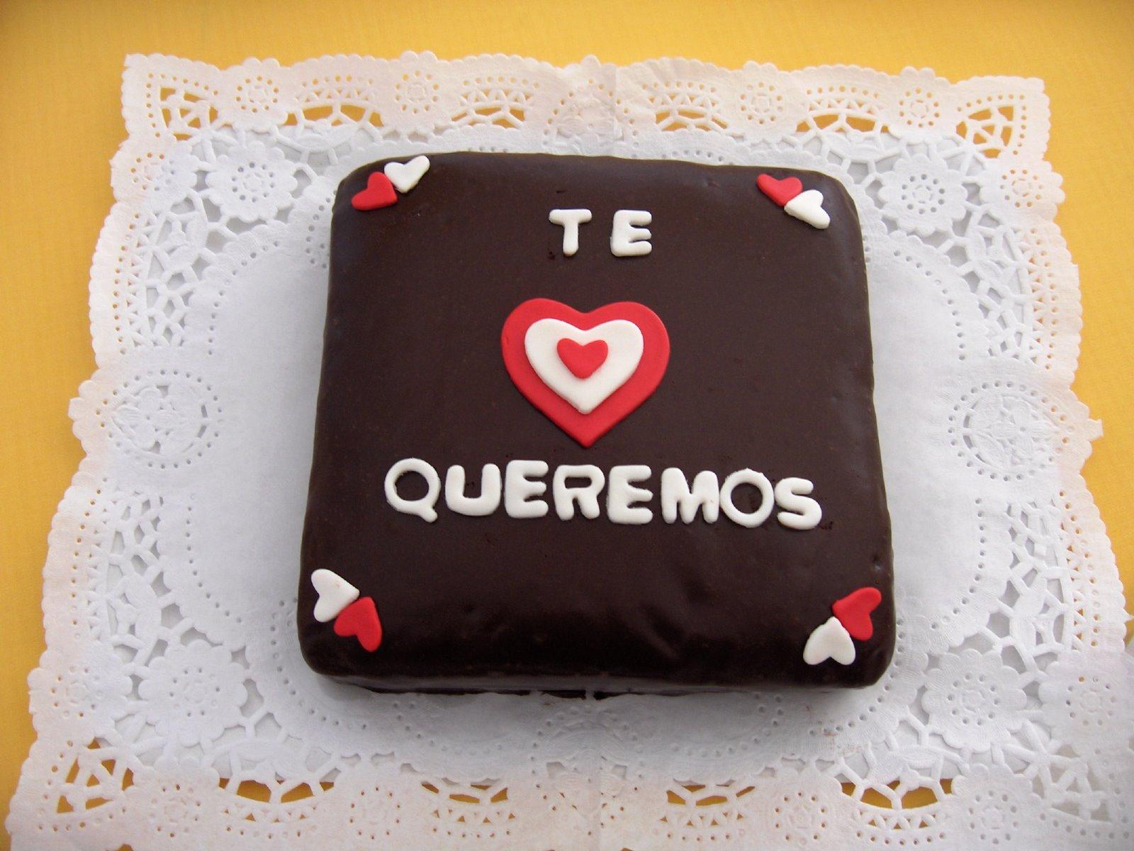 tarta te queremos