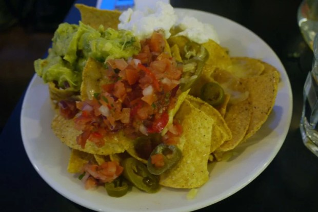 Nachos (for two)