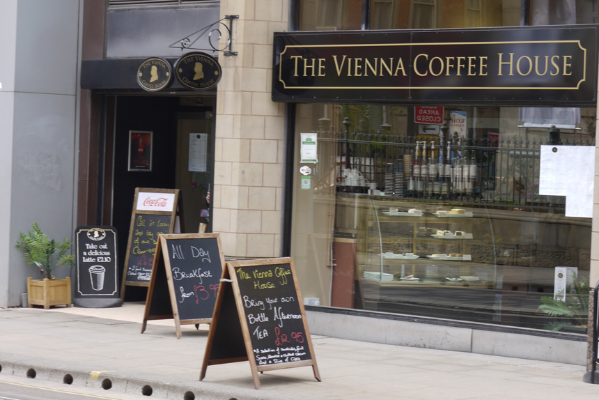 Vienna Coffee House
