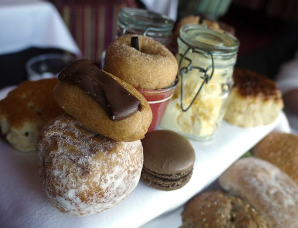 Desserts, one side