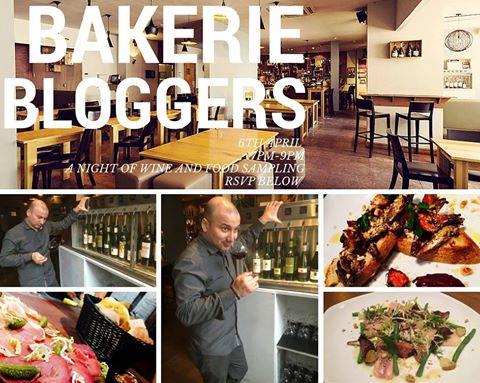 Bakerie Bloggers advert