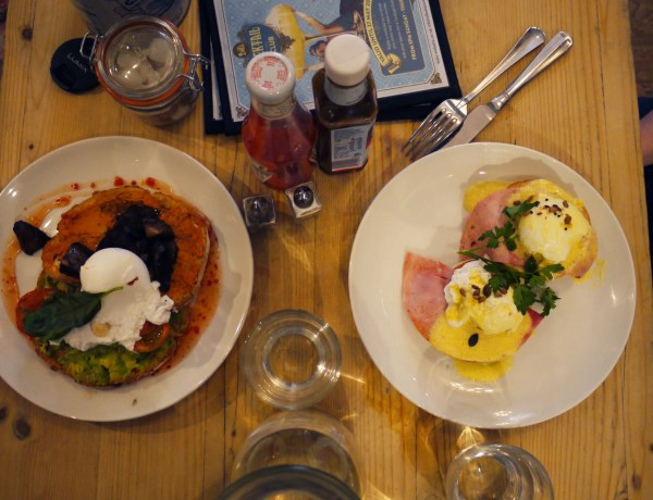 Bill's Restaurant food